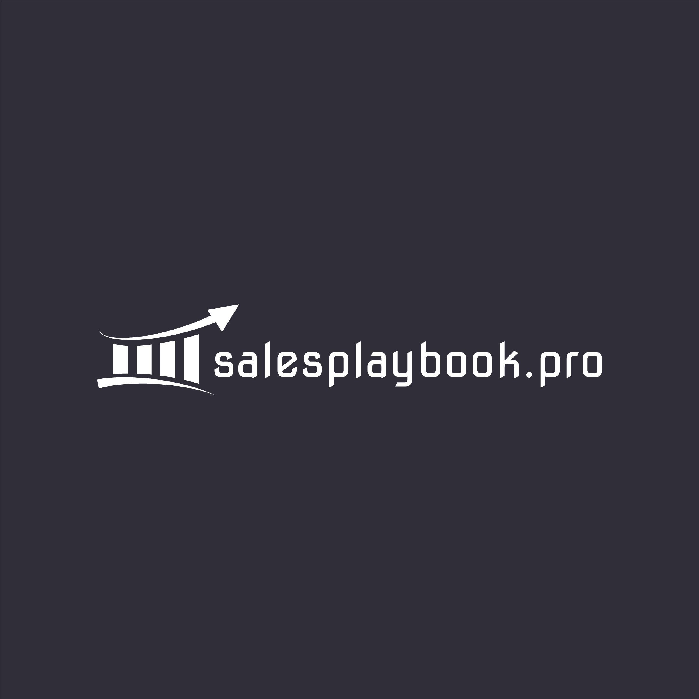 This is the logo of Salesplaybook